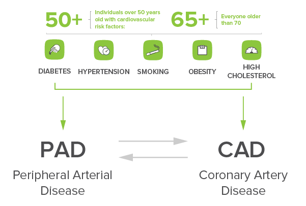 Paripheral Arterial Disease and Coronary Artery Disease